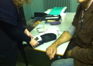 blood pressure health services